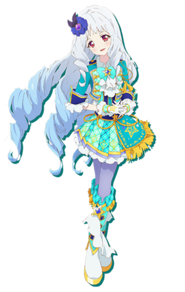 Lily-Rouen Marching Coord