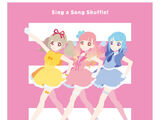 "TV Anime/Data Carddass ""Aikatsu on Parade!"" Featured Songs Album - Sing a Song Shuffle!"