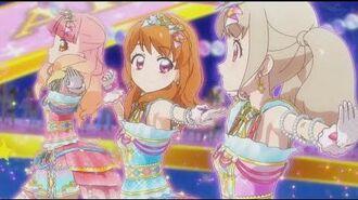 Aikatsu on Parade ! Episode 25 stage アイカツオンパレード!25話ステージ