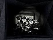 Endoskeleton in vent