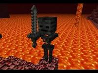 Wither lava
