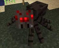 Spider Minecraft c