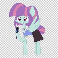 Pony-sunny-flare-princess-luna-sunset-shimmer-applejack-wheater