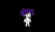 Aba Skeleton (Gacha Version) (White Clothes Full)