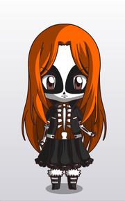 Alessa Skeleton (Alessandra Skeleton)
