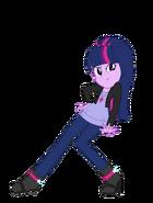 Sci Twi Twilight Sparkle AU 7