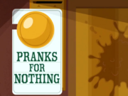 Pranks for Nothing Title Card