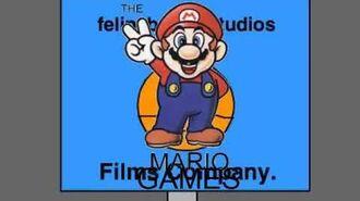 Videogame Opening Logos Alejandro Garcia's Super Mario Bros The Revenge of King Koopa