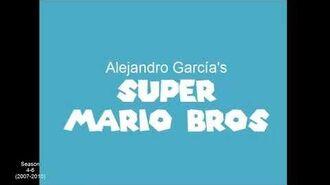 Alejandro Garcia's Super Mario Bros Intro History