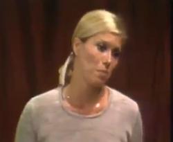 Lynette Mettey as Mr. Bennett's secretary AITF