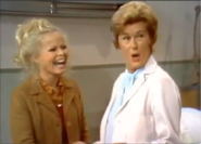 AITF 3x12 - Ann Sunners as Dr. McKenzie
