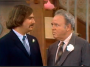 AITF 3x10 - Groom Mike and Archie look at each other