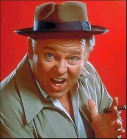 Archie Bunker | All in the Family TV show Wiki | FANDOM