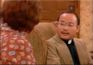 AITF 9x20 - Reverend Chong talks about Stephanie in Sunda school