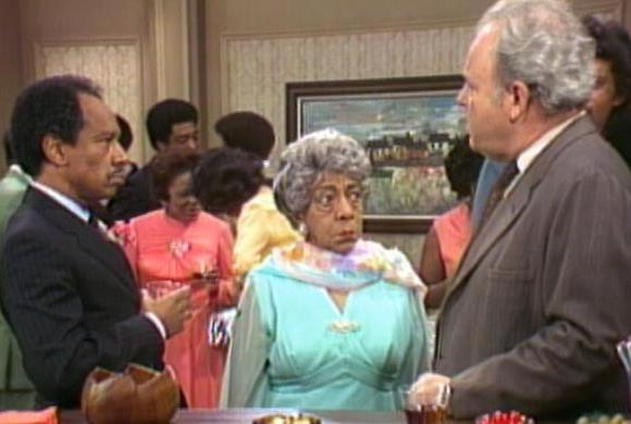 Mother Olivia Jefferson | All in the Family TV show Wiki