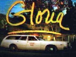 Gloria title screen