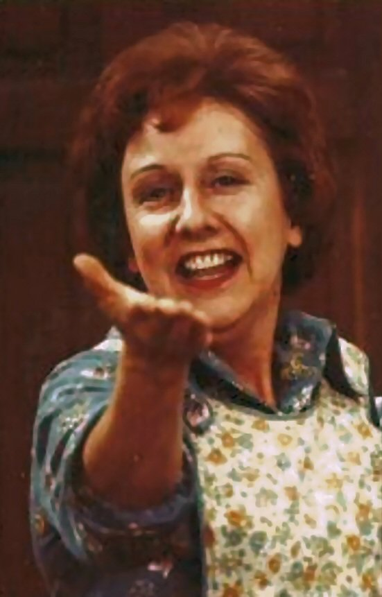 Edith Bunker All In The Family Tv Show Wiki Fandom