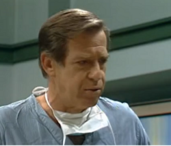 Gene Blakely as Dr. Shapiro - All In The Family