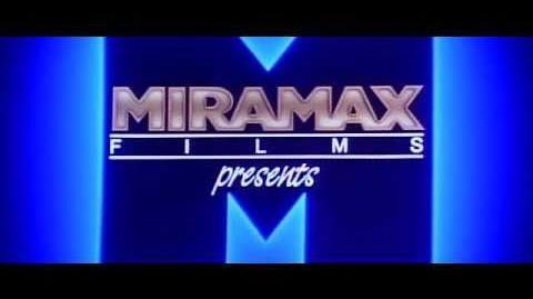 """""""Miramax Films Presents"""""""