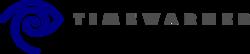 Time Warner 1990 logo
