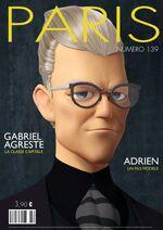 Gabriel-Agreste-Magazine-Cover-miraculous-ladybug-39325931-600-848