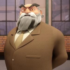 Mr. Damocles Square