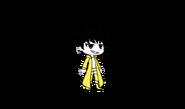 Abacucco Skeleton (Gacha Version)