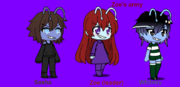 Zoe's army