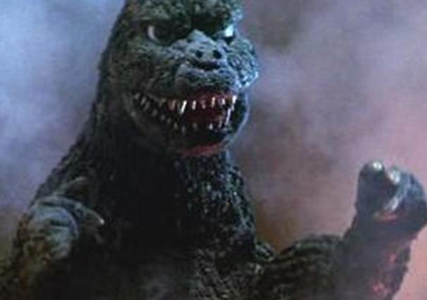 Fake Godzilla