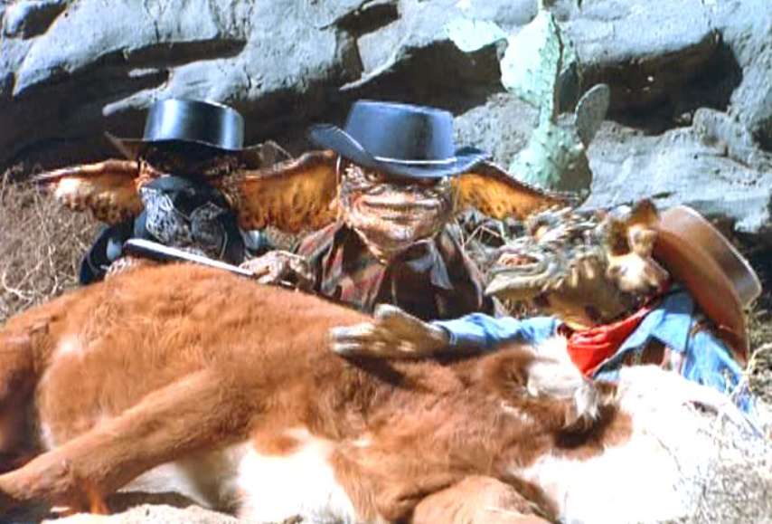 Cowboy Gremlins 1