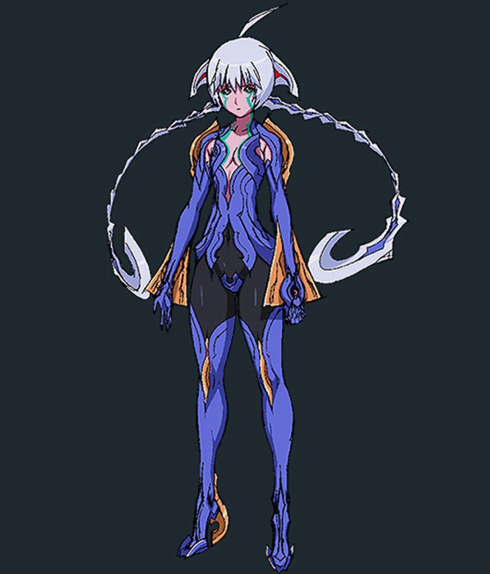 Nora [Cloneblade] (Character)   aniSearch  Witchblade Nora