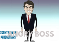 Angry Boss Intro