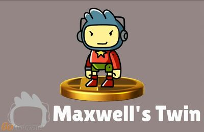 Maxwell's Twin