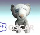 Oscar the White Tiger