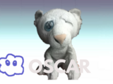 Oscar the White Tiger