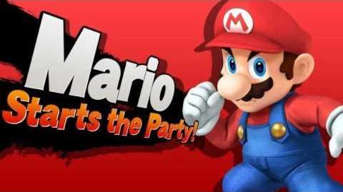All Star Smashers Character Moveset- Mario