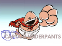 Captain Underpants Intro
