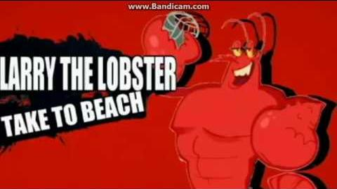 *REUPLOAD* Smash Bros Lawl Lexar Character Moveset- Larry The Lobster