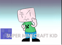 Super Minecraft Kid Intro