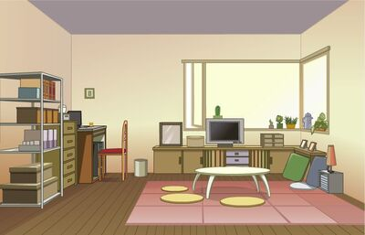 Brodi's Bedroom