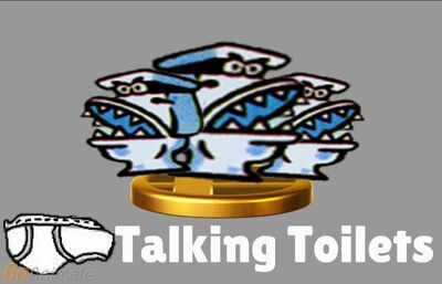 Talking Toilets
