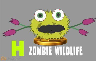 Zombie Wildlife