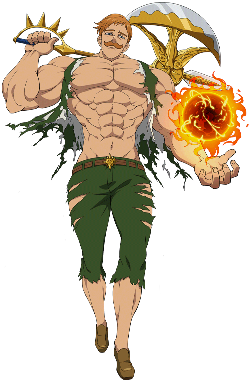 Escanor | All Worlds Alliance Wiki | Fandom