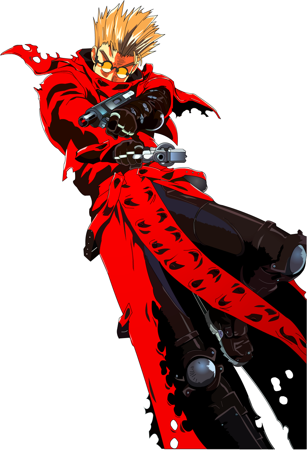 Vash The Stampede All Worlds Alliance Wiki Fandom Powered By Wikia