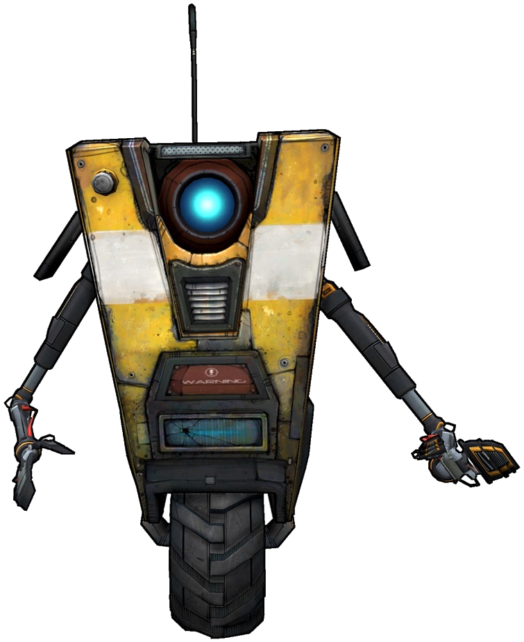 Image result for claptrap