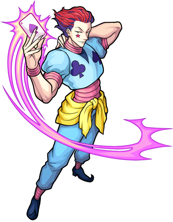 More nekrstenih Hunter_X_Hunter_Hisoka_Morrow_%28Render%29