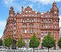 Midland Hotel west, Manchester