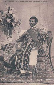 Tafari Dejazmatch Harrar