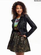Nickelodeon-Star-House-Of-Anubis-Character-Cast-Member-Kara-Tatiana-KT-Rush-Alexandra-Shipp-HoA-SIBUNA-Publicity-Photograph