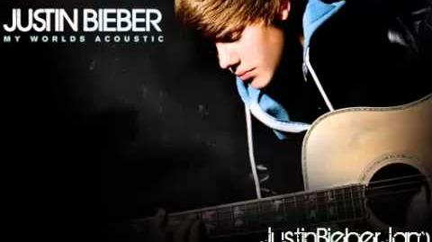 Justin Biebre - U Smile (Accoustic)